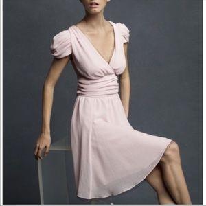 Karl Lagerfeld for Macys]NWT Just Blush Pink Dress